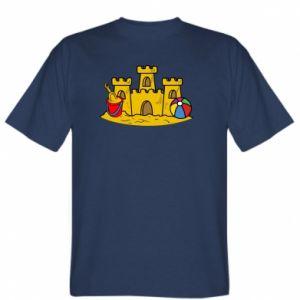 T-shirt Sand castle
