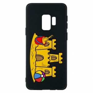Phone case for Samsung S9 Sand castle