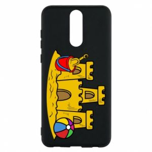 Phone case for Huawei Mate 10 Lite Sand castle