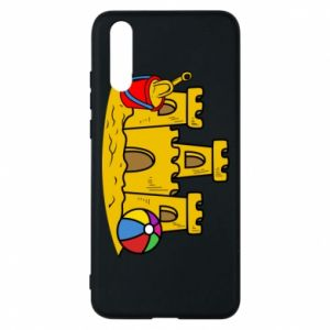 Phone case for Huawei P20 Sand castle