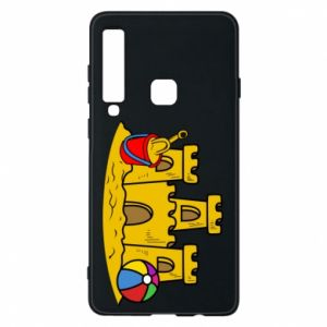 Phone case for Samsung A9 2018 Sand castle