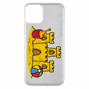 Phone case for iPhone 11 Sand castle