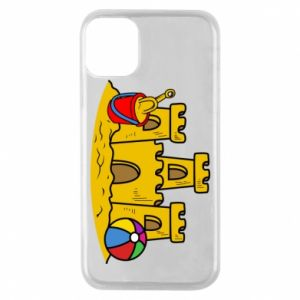 Phone case for iPhone 11 Pro Sand castle