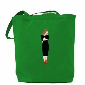 Bag Pensive girl