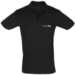 Men's Polo shirt Ask Dad - PrintSalon