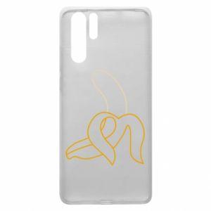 Huawei P30 Pro Case Outline banana