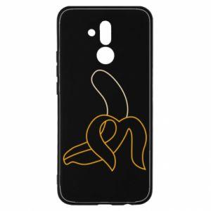Huawei Mate 20Lite Case Outline banana