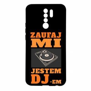 Etui na Xiaomi Redmi 9 Zaufaj mi  jestem DJ-em.