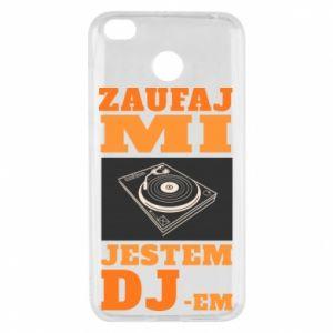 Etui na Xiaomi Redmi 4X Zaufaj mi  jestem DJ-em.