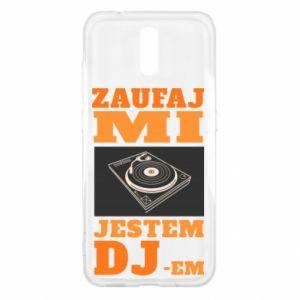Etui na Nokia 2.3 Zaufaj mi  jestem DJ-em.