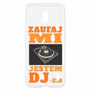 Etui na Nokia 2.2 Zaufaj mi  jestem DJ-em.