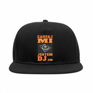 Snapback Zaufaj mi  jestem DJ-em.