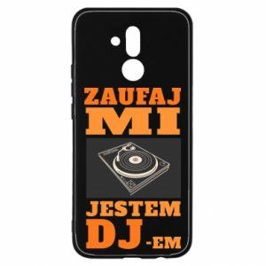 Etui na Huawei Mate 20 Lite Zaufaj mi  jestem DJ-em.