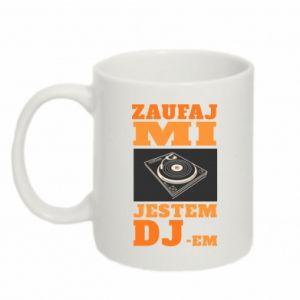 Mug 330ml Trust me, I'm a DJ