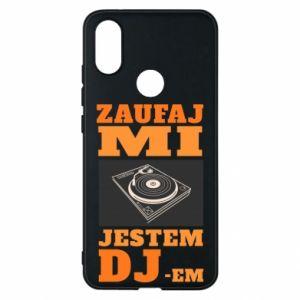 Etui na Xiaomi Mi A2 Zaufaj mi  jestem DJ-em.