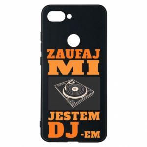 Etui na Xiaomi Mi8 Lite Zaufaj mi  jestem DJ-em.