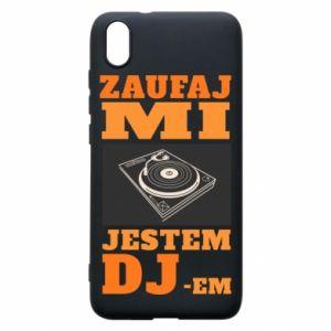 Phone case for Xiaomi Redmi 7A Trust me, I'm a DJ