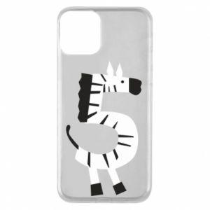 Etui na iPhone 11 Zebra for five years