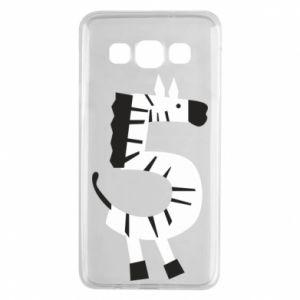Etui na Samsung A3 2015 Zebra for five years