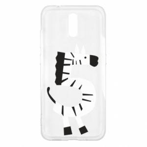 Etui na Nokia 2.3 Zebra for five years