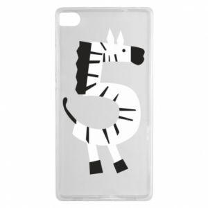 Etui na Huawei P8 Zebra for five years