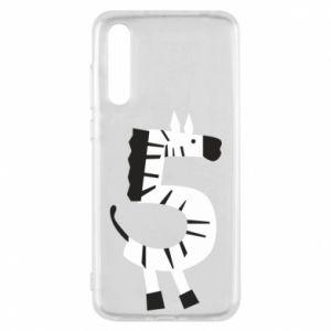 Etui na Huawei P20 Pro Zebra for five years