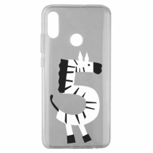 Etui na Huawei Honor 10 Lite Zebra for five years