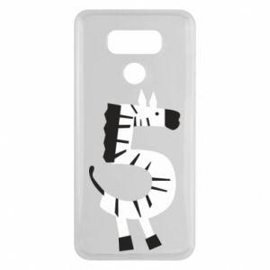 Etui na LG G6 Zebra for five years