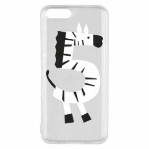 Etui na Xiaomi Mi6 Zebra for five years