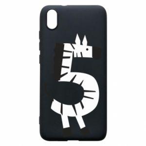 Etui na Xiaomi Redmi 7A Zebra for five years
