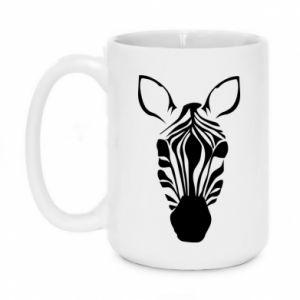 Mug 450ml Striped zebra