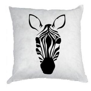 Pillow Striped zebra