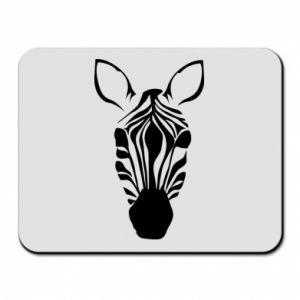Mouse pad Striped zebra