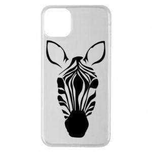 Phone case for iPhone 11 Pro Max Striped zebra