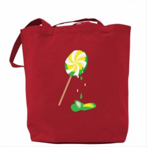 Bag Green lollipop