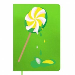 Notepad Green lollipop