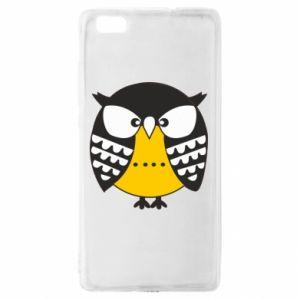 Huawei P8 Lite Case Evil owl