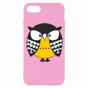 iPhone SE 2020 Case Evil owl