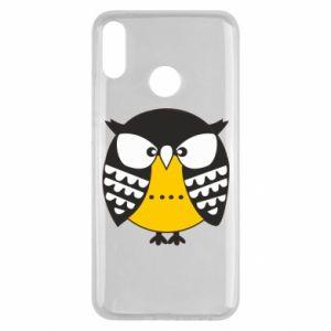 Huawei Y9 2019 Case Evil owl