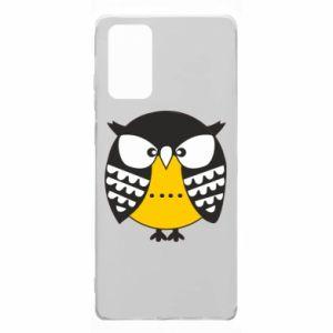 Samsung Note 20 Case Evil owl