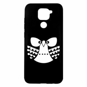 Xiaomi Redmi Note 9 / Redmi 10X case % print% Evil owl