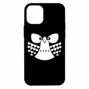 iPhone 12 Mini Case Evil owl