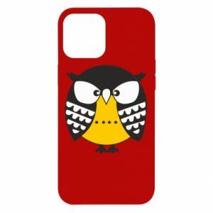 iPhone 12 Pro Max Case Evil owl