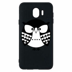 Samsung J4 Case Evil owl