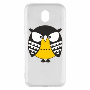 Samsung J5 2017 Case Evil owl