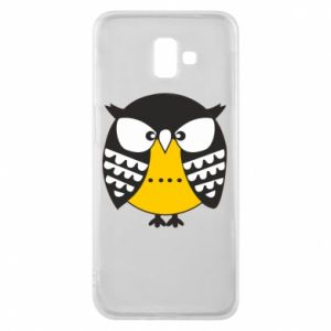 Samsung J6 Plus 2018 Case Evil owl