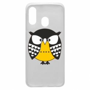 Samsung A40 Case Evil owl