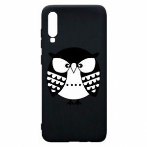 Samsung A70 Case Evil owl