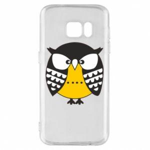 Samsung S7 Case Evil owl