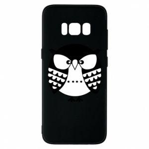 Samsung S8 Case Evil owl